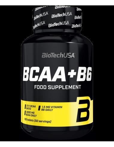 BCAA+B6 -100 tablets