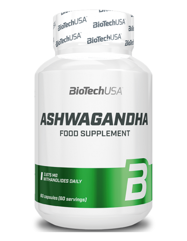 Ashwagandha 60 caps