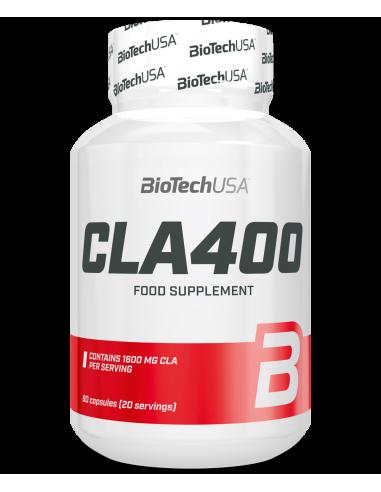 CLA 400 - 80 soft gels