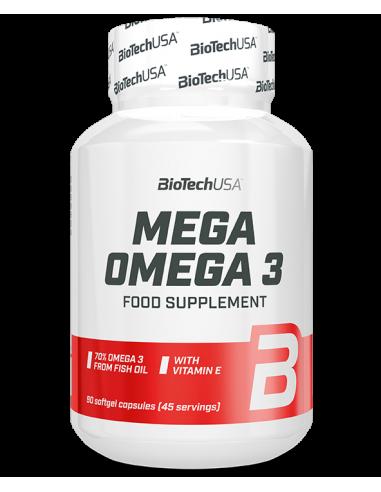 Mega Omega 3 - 90 Softgels