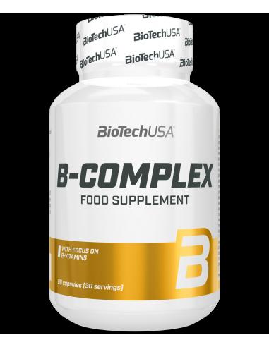 Vitamin B-complex - 60caps