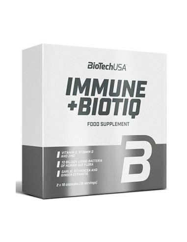 Immune+biotiq, 36 capsules