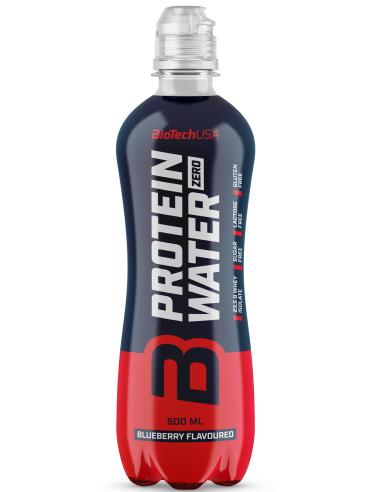 Protein Water ZERO 500ml