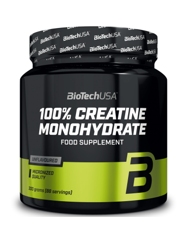 100% Micronized Creatine Monohydrate...