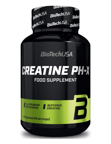 CREATINE pH-X 90caps