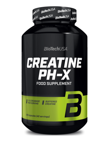 CREATINE pH-X 210caps